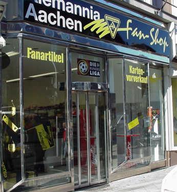 Alemannia Aachen Fanshop